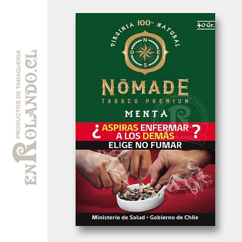 Tabaco Nómade Menta ($2.990 x Mayor)