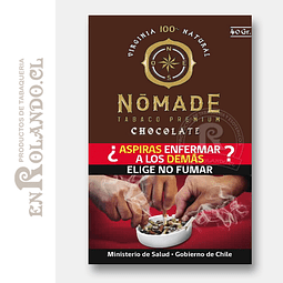 Tabaco Nómade Chocolate ($2.990 x Mayor)