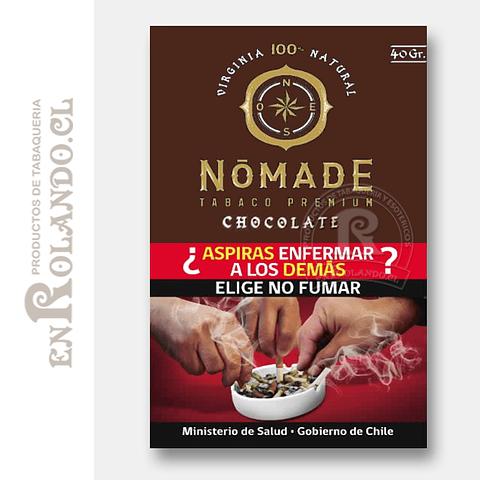 Tabaco Nómade Chocolate ($2.990 x Mayor)