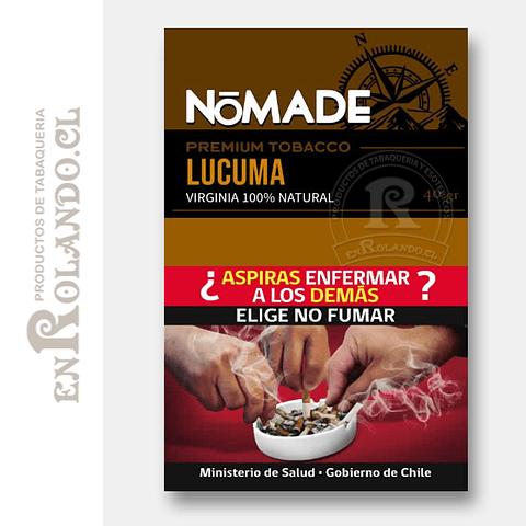 Tabaco Nómade Lúcuma ($2.990 x Mayor)