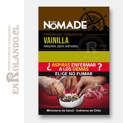 Tabaco Nómade Vainilla ($2.990 x Mayor)