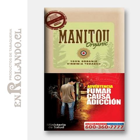 Tabaco Manitou Orgánico  ($7.400 x Mayor)
