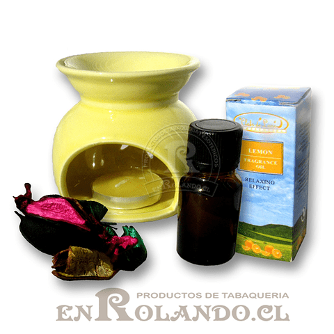 Set Difusor Cerámica + 2 Velas + Esencia + Popurri ($2.490 x Mayor)