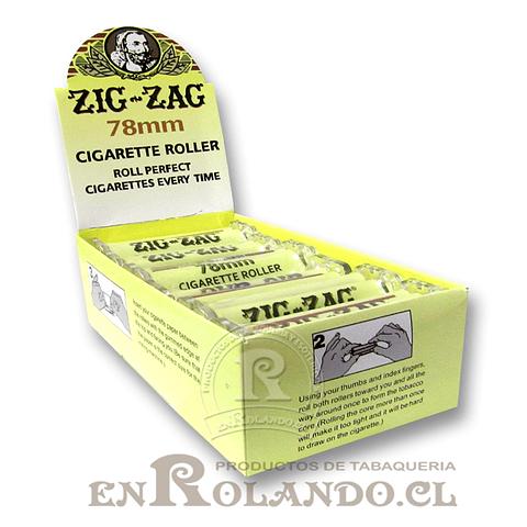 Enrolador Zig-Zag Acrílico ($990 x Mayor)