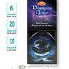 """Incienso SAC """"Sangre de Dragón"""" ($1.600 x MAYOR)- 120 varas"""