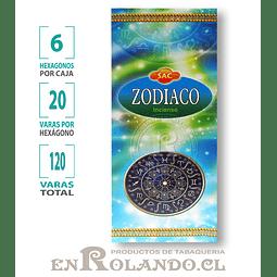 "Incienso SAC ""Zodíaco""  - 120 varas"