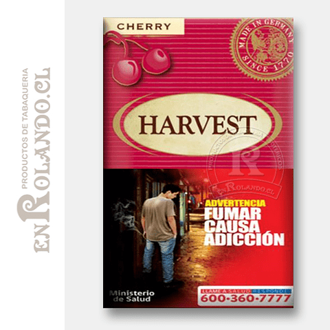 Tabaco Harvest Cherry  ($6.700 x Mayor)
