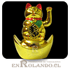 Gato de la Suerte Maneki-Neko ($1.990 x Mayor)