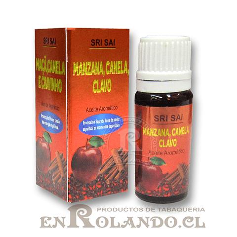 "Esencia Aromática ""Manzana, Canela, Clavo"" ($790 x Mayor)"