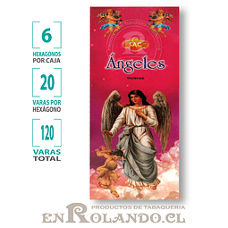 "Incienso SAC ""Angeles"" - 120 varas"