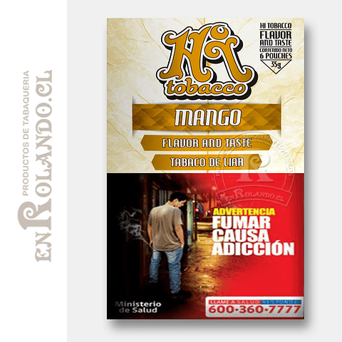 Tabaco Hi Mango ($5.290 x Mayor)