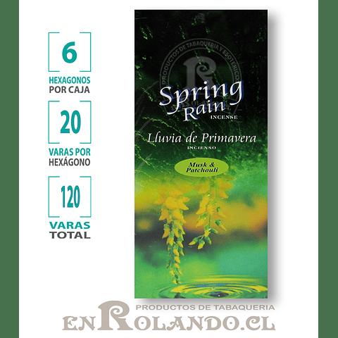 "Incienso SAC  ""Lluvia de Primavera"" - 120 varas"