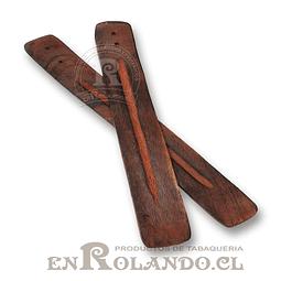 Porta Incienso Tabla Madera X 12 ($208 c/u)