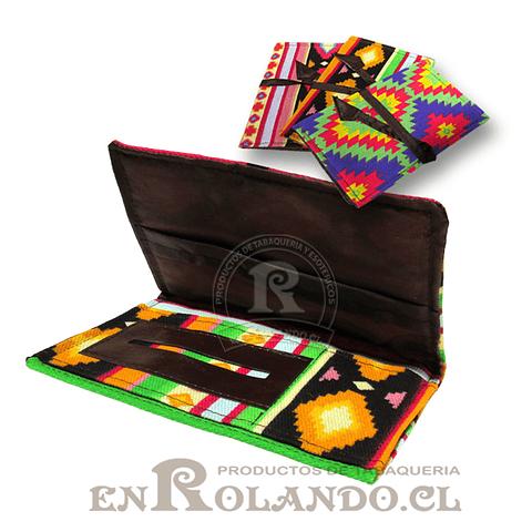 Billetera Tabaquera Diseños ($2.990 x Mayor)