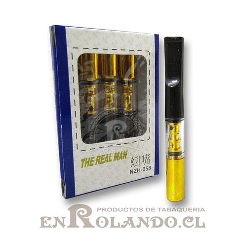 Boquillas Reutilizables para Cigarrillos - 5 uds. ($790 x Mayor)