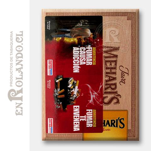 Cigarros Meharis Java (50 Puritos)
