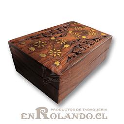 Caja Madera Decorada ($2.990 x Mayor)