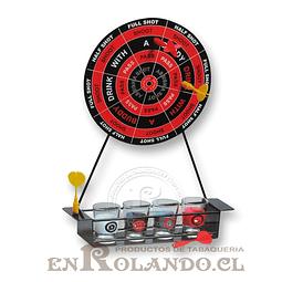 Juego Ruleta de Dardos y Copas ($4.990 x Mayor)