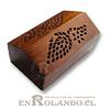 Caja Madera Calada ($2.490 x Mayor)