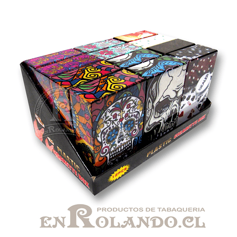 Cigarrera Vertical Diseño ($1.490 x Mayor)