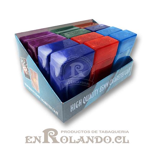 Cigarrera Vertical Marmol Color ($990 x Mayor)