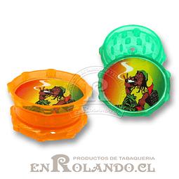 Moledor Plástico #053 - 1 Piso ($590 x Mayor)