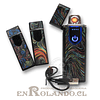Encendedor Eléctrico USB Recargable #21329  ($2.990 x Mayor)