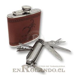 Pataca de Aluminio con Cortapluma #301 ($5.990 x Mayor)