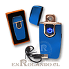 Encendedor Eléctrico USB Recargable #2153  ($3.490 x Mayor)