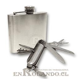 Pataca de Aluminio con Cortapluma #204 ($5.990 x Mayor)