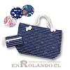 Bolso Loneta Diseños  ($2.990)