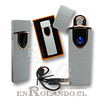 Encendedor Eléctrico USB Recargable #717 ($3.490 x Mayor)