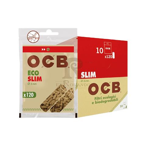 Filtro OCB Orgánico - Bolsa ($790 x Mayor)