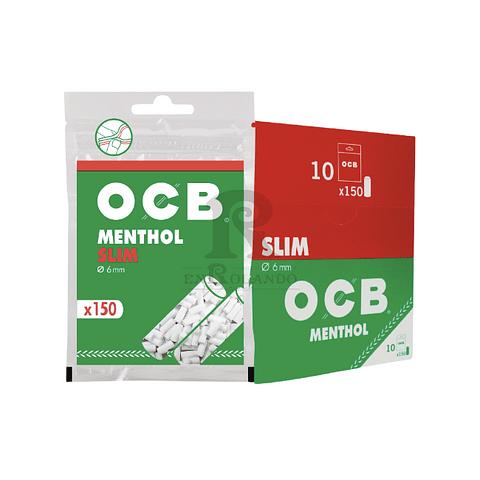 Filtro OCB Mentolados - Bolsa ($690 x Mayor)