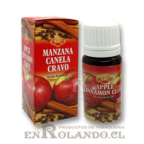 Esencia para Difusor Manzana / Canela ($990 x Mayor)
