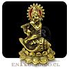 Figura Krishna Niño con flauta #243 ($9.990 x Mayor)