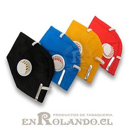 Mascarilla de Tela con Filtro - 2 Capas ($690 x Mayor)