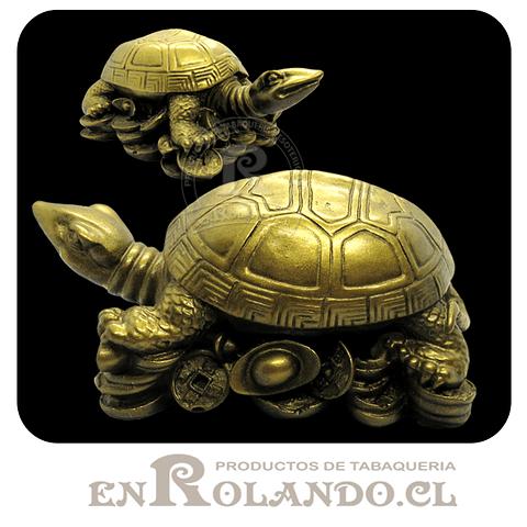 Tortuga sobre Monedas Grande ($3.990 x Mayor)