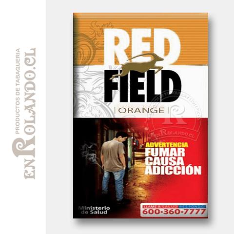 Tabaco Redfield Naranja ($6.700 x Mayor)