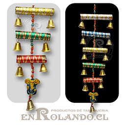 Colgante Hindú #366 ($4.990 x Mayor)