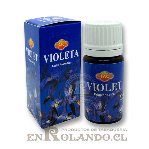 Esencia para Difusor Violeta ($990 x Mayor)
