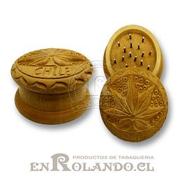 Moledor Madera Tallado ($2.490 x Mayor)
