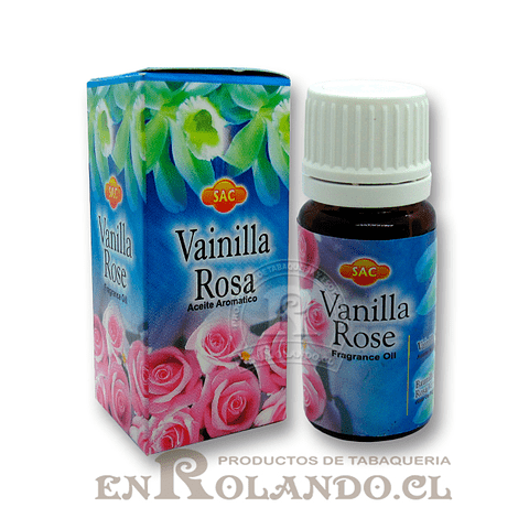 Esencia para Difusor Vainilla / Rosa ($990 x Mayor)