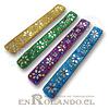 Tablilla Mostacilla Colores ($1.490 x Mayor)