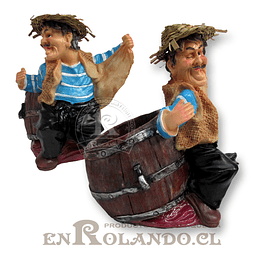 Figura Porta-Vinos ($4.990 x Mayor)