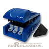 Inyector Triple Tabaco para Tubos #18 ($2.490 x Mayor)