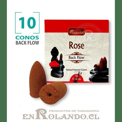 "Caja 10 Conos Cascada ""Rosa"" ($750 x Mayor)"