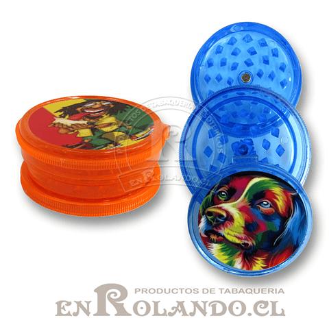 Moledor Plástico #04 - 2 Pisos ($690 x Mayor)