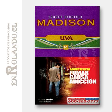 Tabaco Madison Uva ($5.490 x Mayor)