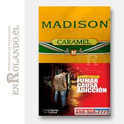 Tabaco Madison Caramelo ($5.490 x Mayor)